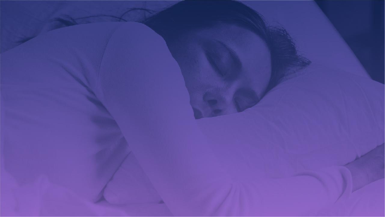 Sleep & Mental Health